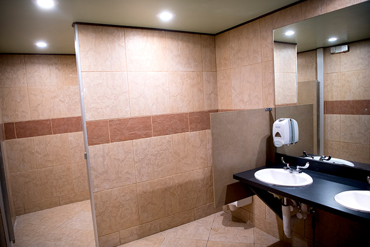 restroom Greenspoint Location