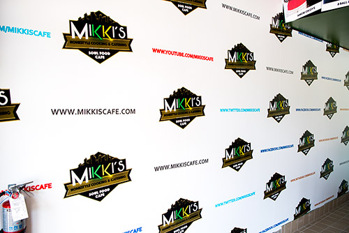 Photo Backdrop of Mikki's Cafe & Catering Soul Food