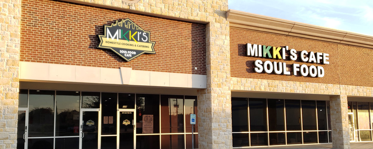 Mikki's Cafe Pearland